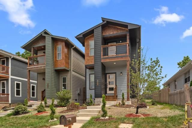 134 Fain St A, Nashville, TN 37210 (MLS #RTC2203461) :: Village Real Estate