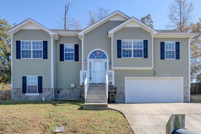 1367 Constitution Dr, Clarksville, TN 37042 (MLS #RTC2203556) :: Kenny Stephens Team
