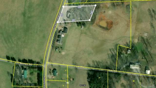 1533 Hickory Valley Rd SE, Sparta, TN 38583 (MLS #RTC2203681) :: Village Real Estate