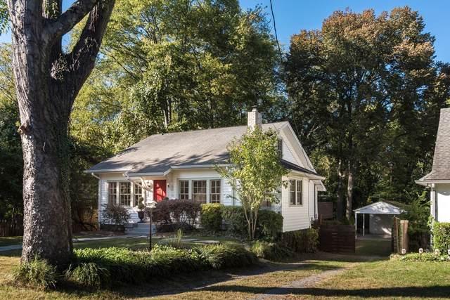 3932 Cambridge Ave, Nashville, TN 37205 (MLS #RTC2203712) :: Team George Weeks Real Estate