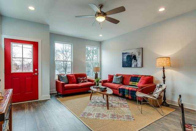 2122B Burns St B, Nashville, TN 37216 (MLS #RTC2203768) :: Village Real Estate