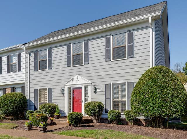 1218 Brentwood Pointe, Brentwood, TN 37027 (MLS #RTC2203851) :: HALO Realty
