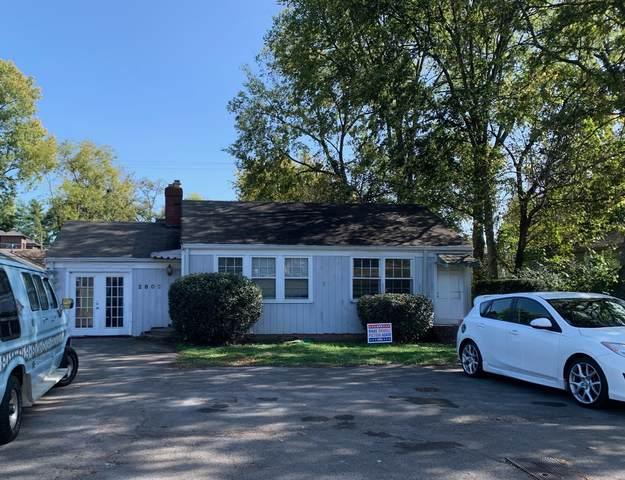 2802 Columbine Pl, Nashville, TN 37204 (MLS #RTC2203880) :: Ashley Claire Real Estate - Benchmark Realty