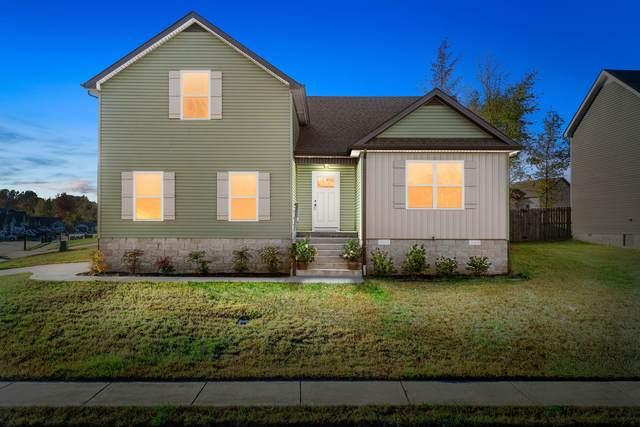 501 Sourwood Dr, Clarksville, TN 37042 (MLS #RTC2203932) :: Kimberly Harris Homes