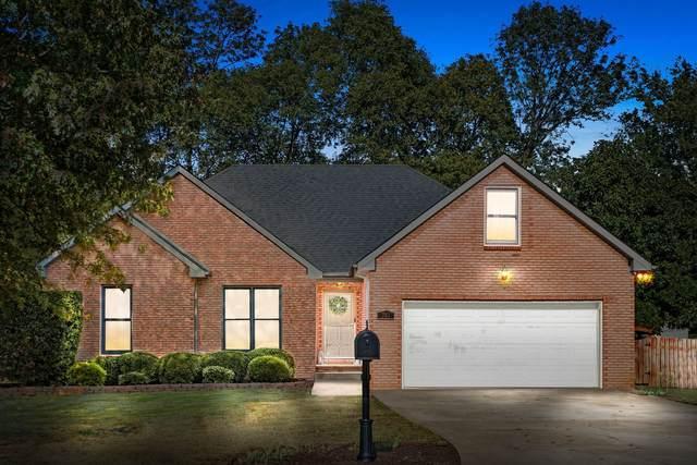 783 Isaac Drive, Clarksville, TN 37040 (MLS #RTC2203960) :: Nashville on the Move