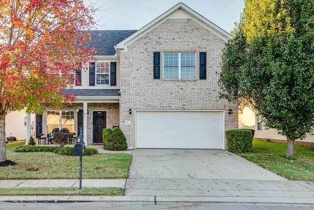 821 Kaylee Cir, Murfreesboro, TN 37128 (MLS #RTC2204233) :: Village Real Estate