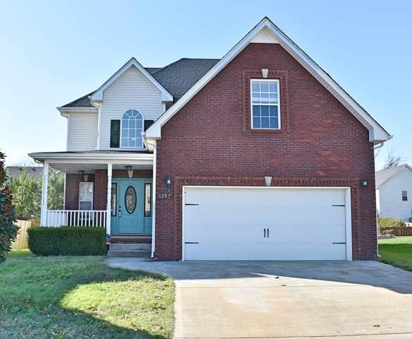 1297 Chinook Cir, Clarksville, TN 37042 (MLS #RTC2204299) :: Nashville on the Move