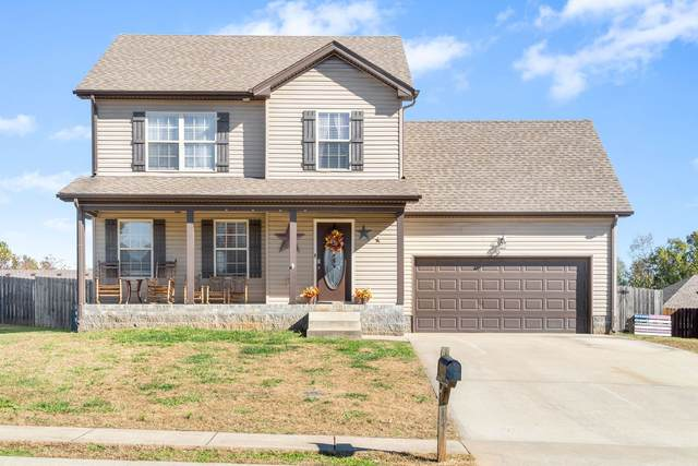 1087 Freedom Dr, Clarksville, TN 37042 (MLS #RTC2204348) :: Kenny Stephens Team