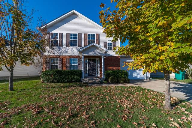 1030 Cheryl Ln, La Vergne, TN 37086 (MLS #RTC2204577) :: Village Real Estate