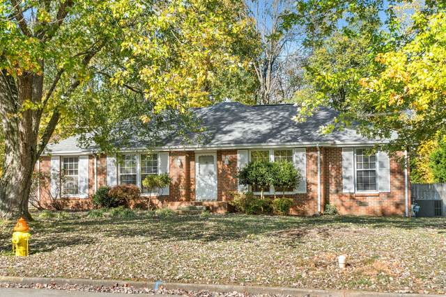 349 Kimbrough Road, Clarksville, TN 37043 (MLS #RTC2204612) :: Village Real Estate