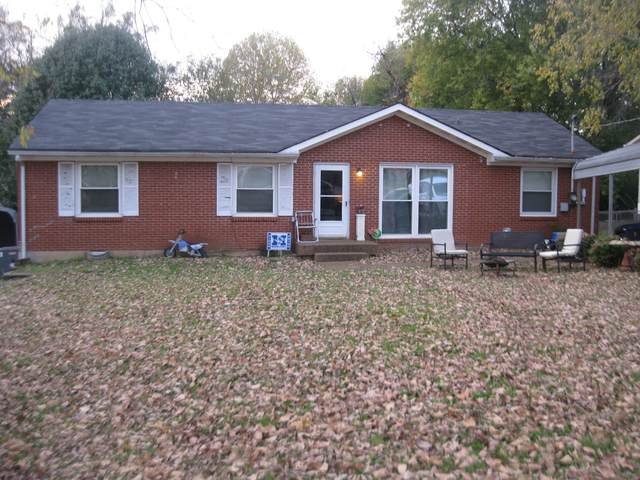628 Douglas Ave, Lewisburg, TN 37091 (MLS #RTC2204637) :: RE/MAX Homes And Estates