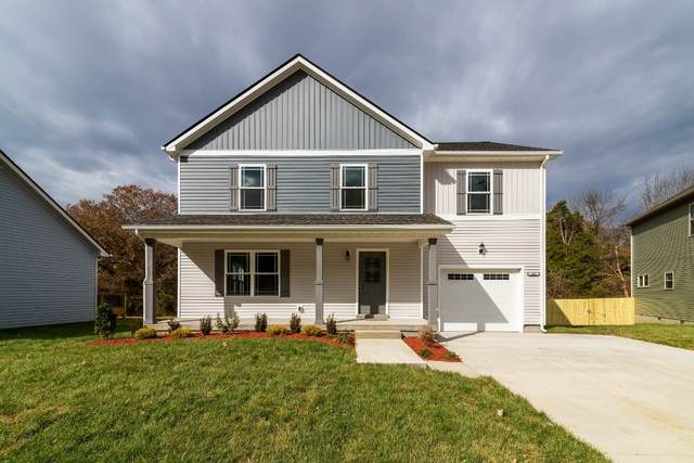 125 Bonnell Dr, Clarksville, TN 37042 (MLS #RTC2204809) :: Morrell Property Collective | Compass RE