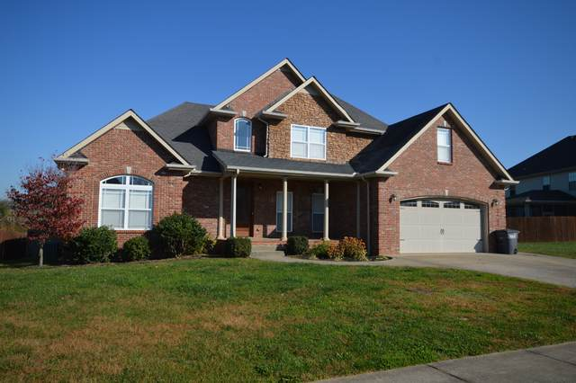 1537 Green Grove Way, Clarksville, TN 37043 (MLS #RTC2204874) :: Village Real Estate