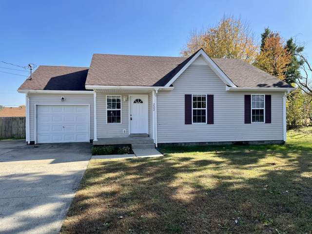 222 Golden Pond Ave, Oak Grove, KY 42262 (MLS #RTC2204903) :: Village Real Estate
