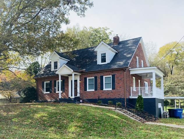 106 S College St, Mount Pleasant, TN 38474 (MLS #RTC2205019) :: The Helton Real Estate Group