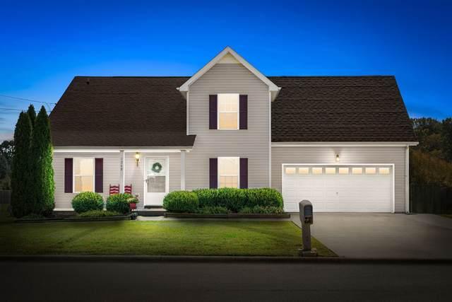 1268 Archwood Dr, Clarksville, TN 37042 (MLS #RTC2205056) :: Kimberly Harris Homes