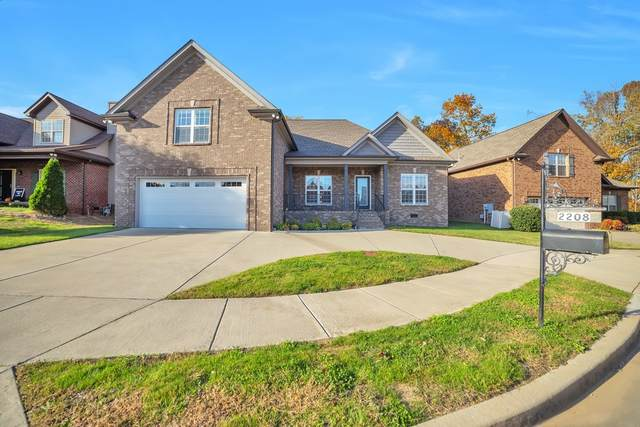 2208 Jennifer Ct, Hermitage, TN 37076 (MLS #RTC2205208) :: Kimberly Harris Homes