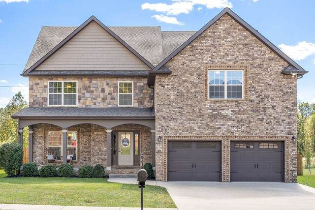 3107 Timberdale Dr, Clarksville, TN 37042 (MLS #RTC2205239) :: Ashley Claire Real Estate - Benchmark Realty