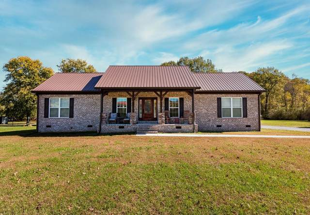 8802 Joy Rd, Mount Pleasant, TN 38474 (MLS #RTC2205260) :: John Jones Real Estate LLC