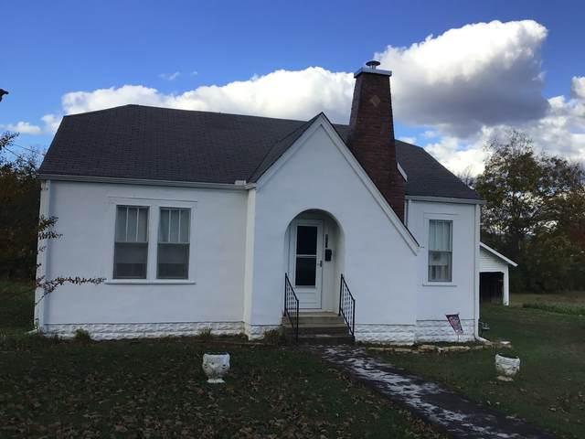 417 Swan Ave, Hohenwald, TN 38462 (MLS #RTC2205289) :: Nashville on the Move