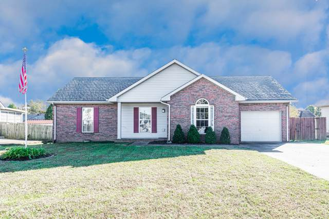 1262 Barbee Ln, Clarksville, TN 37042 (MLS #RTC2205313) :: PARKS