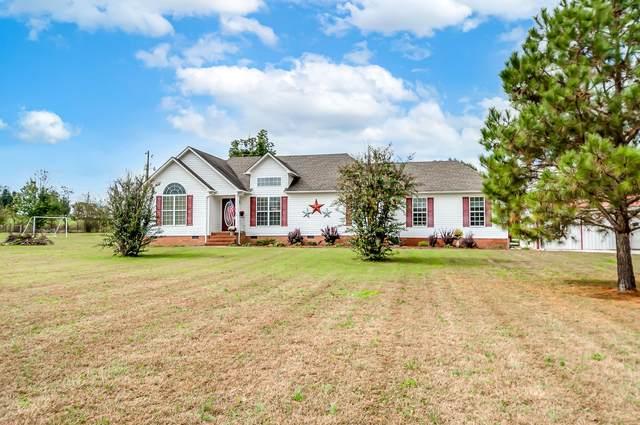 1053 Massey Rd, Mount Pleasant, TN 38474 (MLS #RTC2205351) :: Village Real Estate