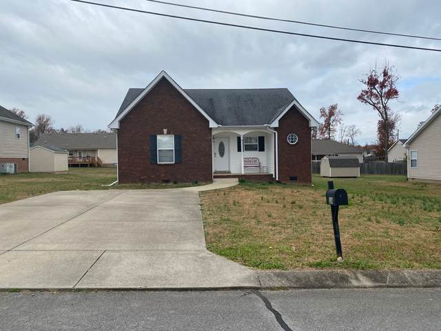 334 Gallop Ln, Springfield, TN 37172 (MLS #RTC2205359) :: The Milam Group at Fridrich & Clark Realty