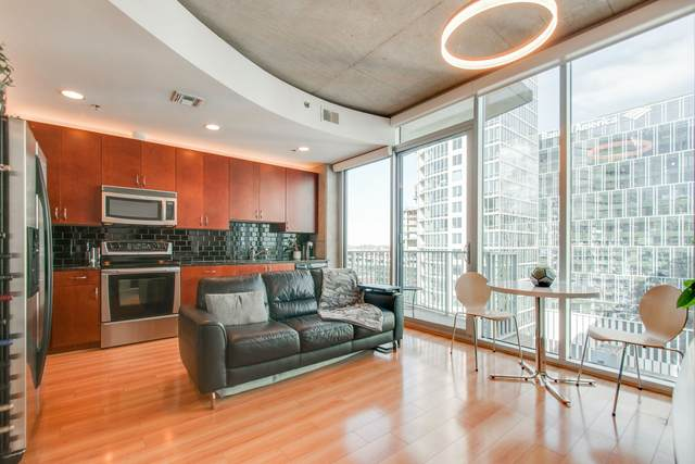 301 Demonbreun St #1711, Nashville, TN 37201 (MLS #RTC2205523) :: Maples Realty and Auction Co.