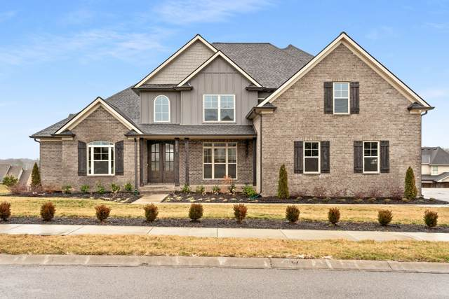 1489 Overlook Pointe, Clarksville, TN 37043 (MLS #RTC2205551) :: Kenny Stephens Team