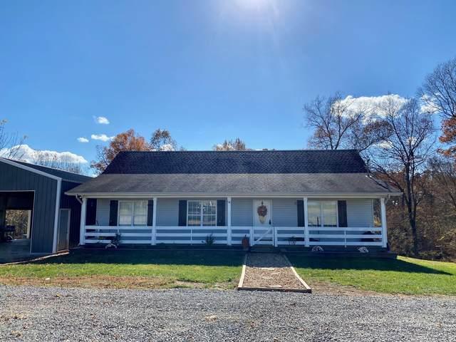 126 Martin Rd, Bon Aqua, TN 37025 (MLS #RTC2205608) :: Village Real Estate