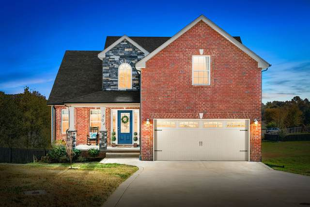 804 Primrose Court, Clarksville, TN 37043 (MLS #RTC2205627) :: Ashley Claire Real Estate - Benchmark Realty