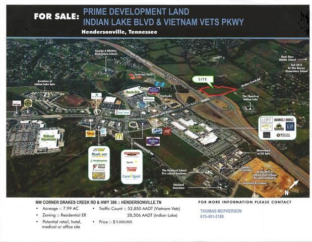 1003 Drake Creek Rd, Hendersonville, TN 37075 (MLS #RTC2205802) :: Adcock & Co. Real Estate