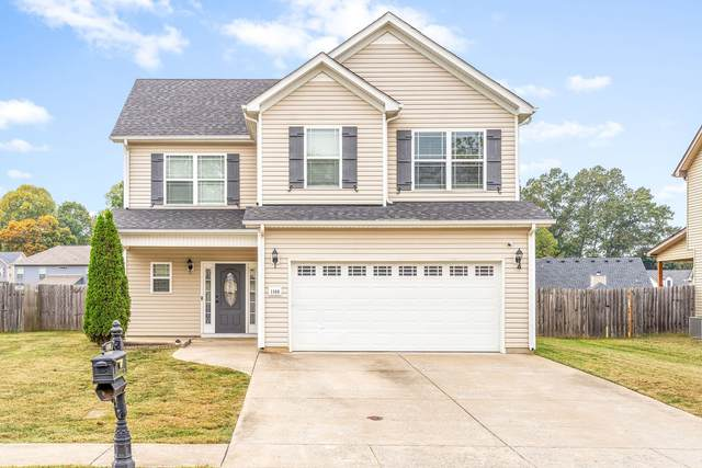 1160 Meachem Dr, Clarksville, TN 37042 (MLS #RTC2205819) :: Kimberly Harris Homes