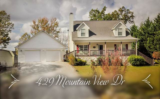 429 Mountain View Ln, Wilder, TN 38589 (MLS #RTC2205921) :: Village Real Estate