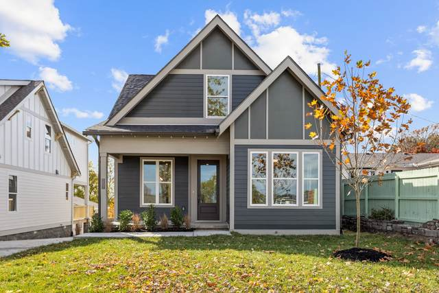 207 Noonan Ct, Nashville, TN 37206 (MLS #RTC2205982) :: Village Real Estate