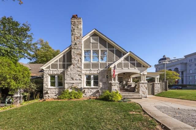 1722 Villa Pl, Nashville, TN 37212 (MLS #RTC2206086) :: Village Real Estate