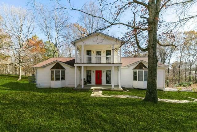 1057 S Dividing Ridge Rd, Goodlettsville, TN 37072 (MLS #RTC2206155) :: Nashville Home Guru