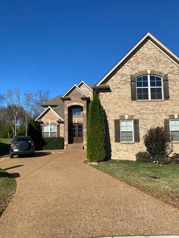 1054 Five Coves Trce, Gallatin, TN 37066 (MLS #RTC2206234) :: The Miles Team | Compass Tennesee, LLC