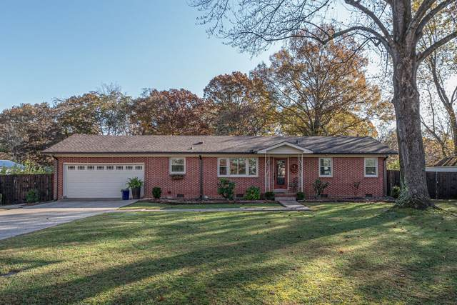 1403 Clover Heights, Manchester, TN 37355 (MLS #RTC2206239) :: Nashville on the Move
