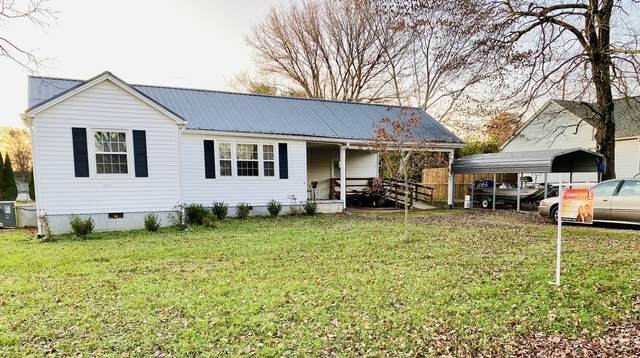 102 Sutton Ave, Waverly, TN 37185 (MLS #RTC2206249) :: Team George Weeks Real Estate