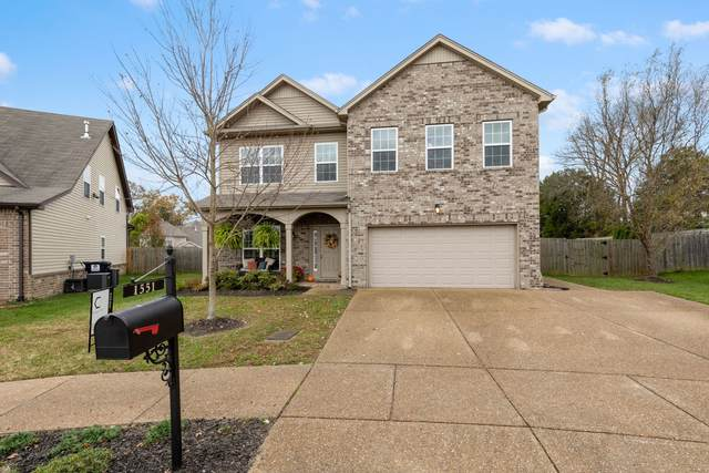 1551 Sunbeam Dr, Antioch, TN 37013 (MLS #RTC2206371) :: Exit Realty Music City