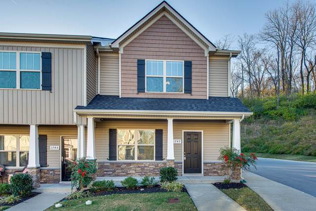 1747 Sprucedale Dr, Antioch, TN 37013 (MLS #RTC2206664) :: Kimberly Harris Homes