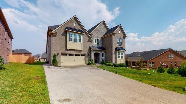 5174 Giardino Dr, Mount Juliet, TN 37122 (MLS #RTC2206774) :: Village Real Estate