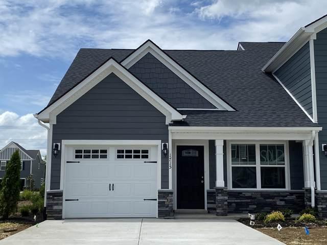 1639 Calypso Drive Lot 58 #58, Murfreesboro, TN 37128 (MLS #RTC2206789) :: Kimberly Harris Homes