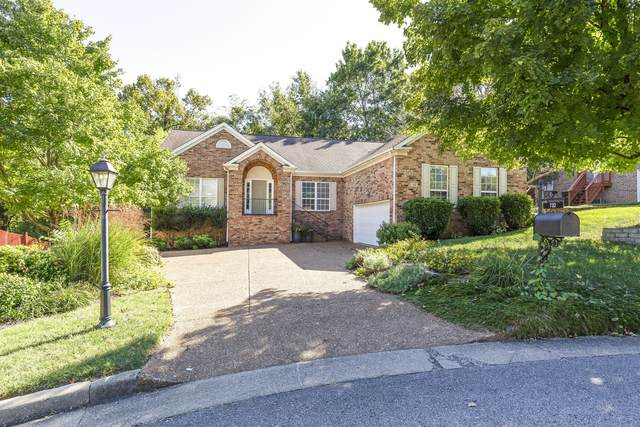 732 N Wickshire Way, Brentwood, TN 37027 (MLS #RTC2206817) :: Village Real Estate