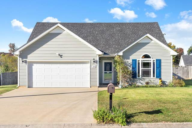1345 Francesca Dr, Clarksville, TN 37042 (MLS #RTC2206820) :: Ashley Claire Real Estate - Benchmark Realty