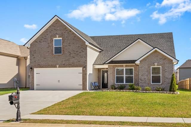 1009 Shirley Dr, Clarksville, TN 37042 (MLS #RTC2206838) :: Team George Weeks Real Estate