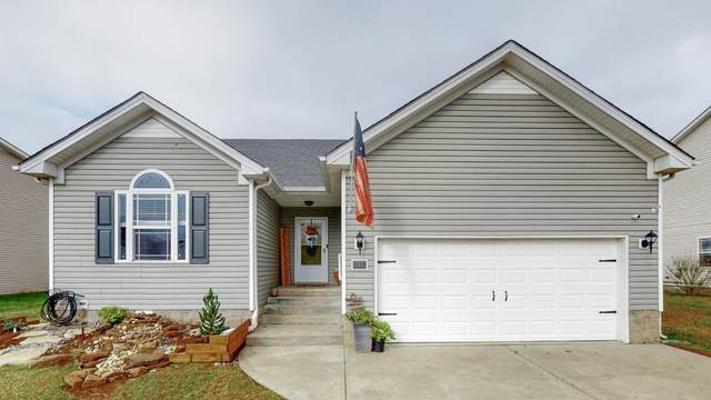 1307 Loren Cir, Clarksville, TN 37042 (MLS #RTC2206902) :: Kimberly Harris Homes