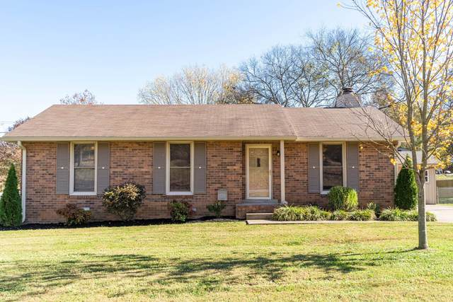 101 Forest View Dr, Hendersonville, TN 37075 (MLS #RTC2206941) :: Village Real Estate