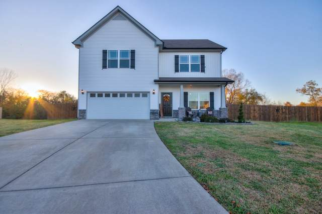 124 Kimbell Ct, Murfreesboro, TN 37128 (MLS #RTC2206944) :: Village Real Estate